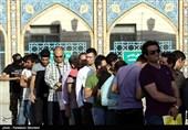اعتراض روستائیان سوسنگردی به علت اعزام دیرهنگام صندوق رای