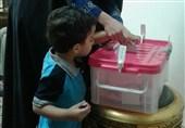 شرکت ایرانیان مقیم مصر در دوازدهمین دوره انتخابات ریاست جمهوری