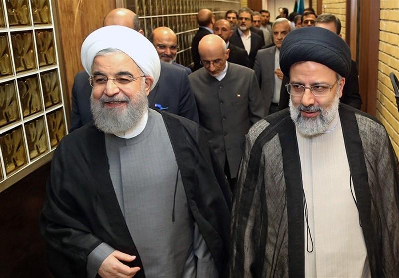 روحانی رئیسی