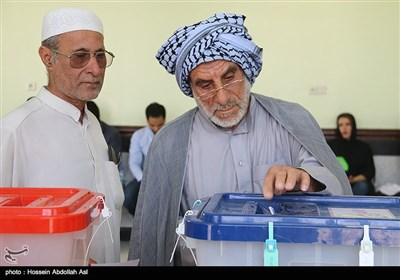 انتخابات ریاست جمهوری و شورای شهر آبادان
