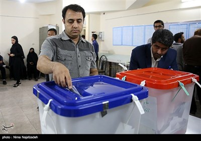 انتخابات ریاست جمهوری و شورای شهر مشهد