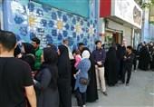 شور انتخاباتی در تهران