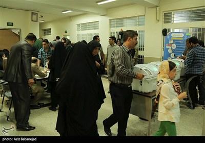 انتخابات ریاست جمهوری و شورای شهر آبادان و لرستان
