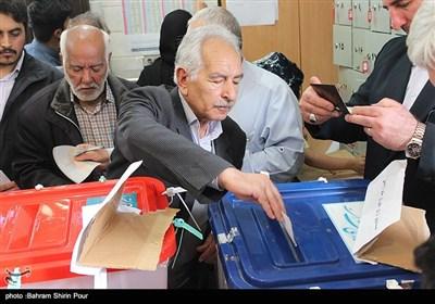 انتخابات ریاست جمهوری و شورای شهر اردبیل