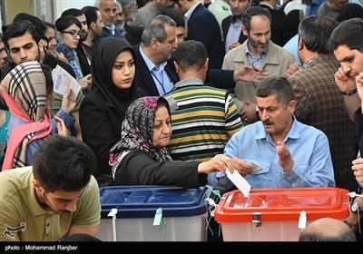 انتخابات ریاست جمهوری و شواری شهر رشت