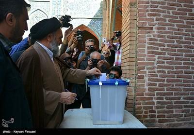 انتخابات ریاست جمهوری و شورای شهر سنندج
