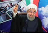 Rouhani Holds Lead in Early Vote Results in Iran