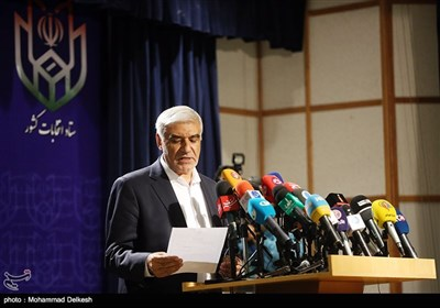 علی اصغر احمدی رییس ستاد انتخابات کشور