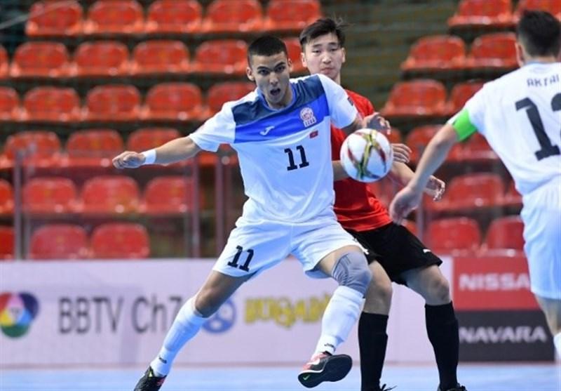 صعود مغولستان به مرحله یک چهارم با برتری مقابل چین