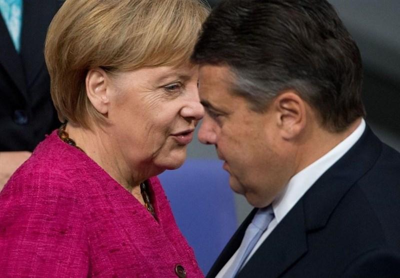 مرکل در جایگاه دوم سیاستمداران محبوب آلمان قرار گرفت