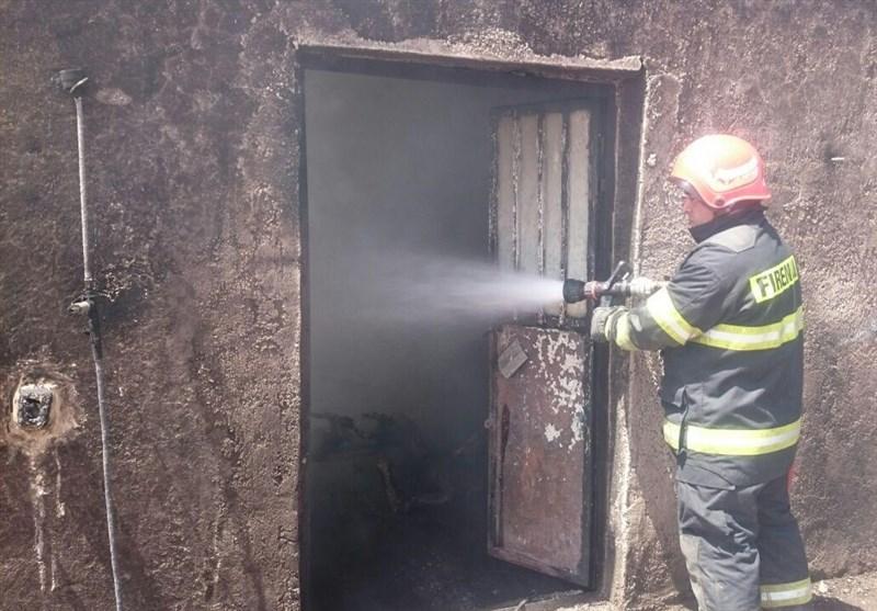 اصفهان| انفجار کپسول گاز در اصفهان حادثه آفرید