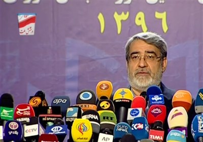حجتالاسلام حسن روحانی ، رئیسجمهور ایران شد
