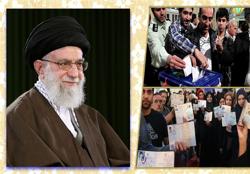 Leader Thanks Iranian Nation for 'Epic' Turnout in Elections