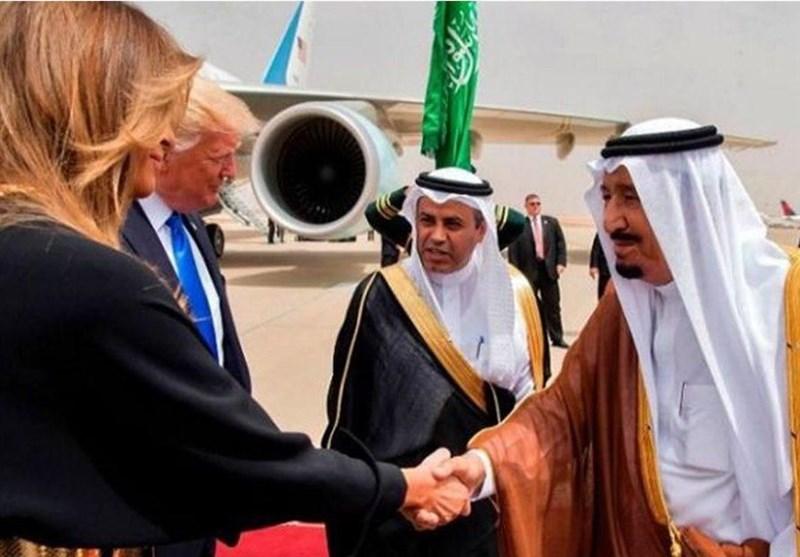 سعودیہ، دودھ دینے والی گائے ہے، جب اس کا دودھ ختم ہوجائے اس کا گلا کاٹ دینگے