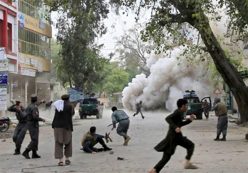 حمله به نیروهای امنیتی خصوصی در شرق افغانستان 18 کشته برجا گذاشت