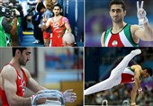 Iranian Duo into Gymnastics World Cup Final