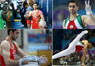 Iranian Duo into Gymnastics World Cup Final - Sports news