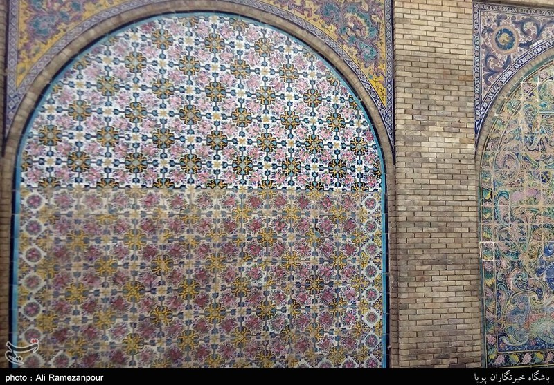 Iran Tilework The Most Beautiful Tilework In The World