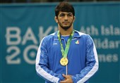 Islamic Solidarity Games: Iranian Freestylers Win Two More Gold Medals