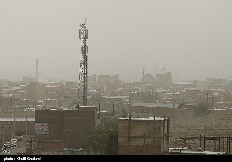 خوزستان در وضعیت حادی از پدیده گرد و غبار قرار دارد