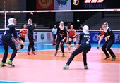 والیبال بانوان