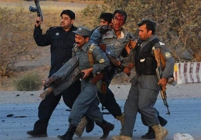تلفات افغان