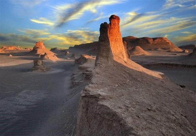 Shahdad Desert: The Hottest Place on Earth