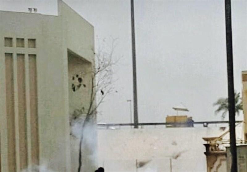 خشم عمومی در بحرین