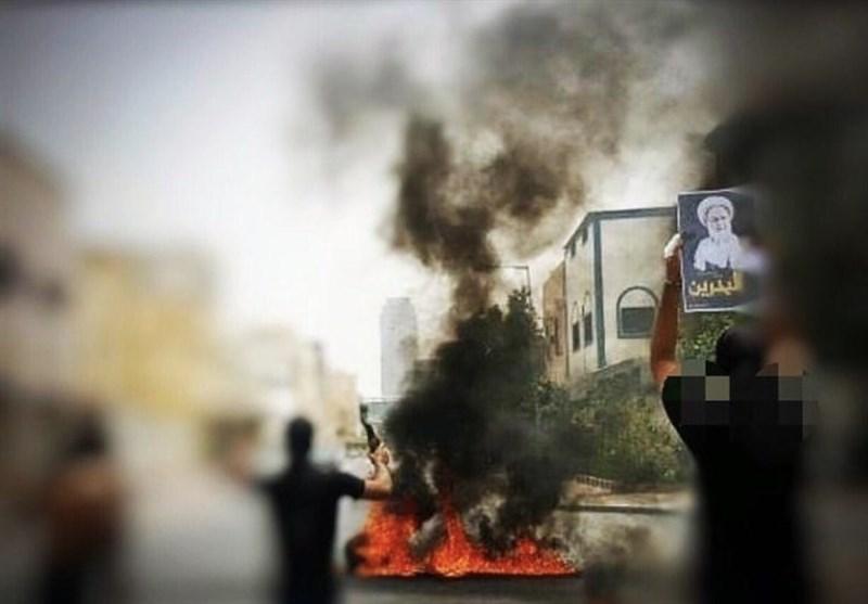 Şeyh İsa Kasım'a Verilen Ceza Bahreyn Genelinde Protesto Edildi