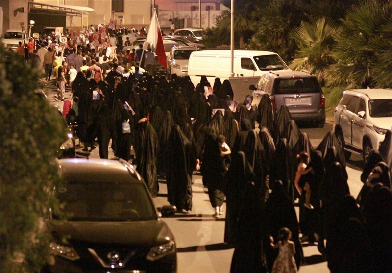 Bahrainis Stage Rallies in Support of Sheikh Qassim (+Photos)