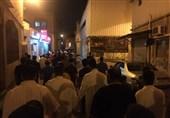 خروش بحرینیها