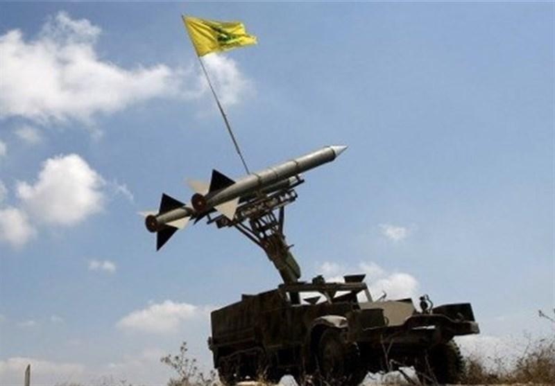 موشک حزبالله