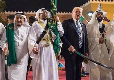 دلارپاشی اعراب برای ترامپ