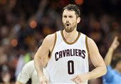 لیگ NBA| پیروزی وریرز با درخشش دورانت/ دبل دبل لاو در روز شکست کاوز