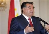 رئیسجمهور تاجیکستان اولویتهای توسعهای این کشور را اعلام کرد