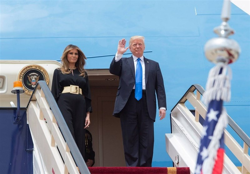 پیامدهای خطرناک و خسارت بار اولین سفر خارجی ترامپ