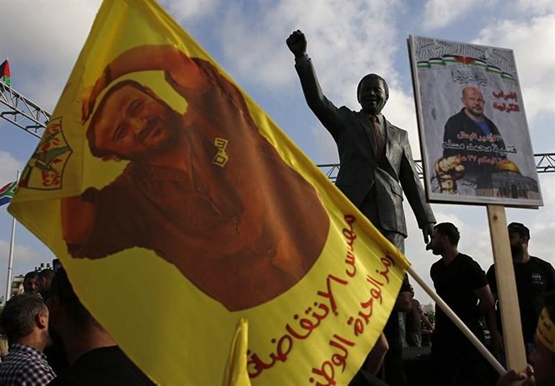 اعتصاب غذا فلسطین برغوثی
