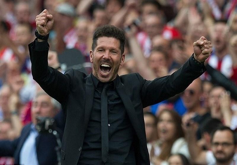 سیمئونه: بازی با بارسلونا چالش جالبی خواهد شد/ حضور کاستا باعث بهبود عملکرد گریزمان شده است