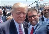 ذوق نماینده کنست برای سلفی با ترامپ و کلافگی نتانیاهو + فیلم