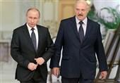 وعده پوتین به لوکاشنکو: بلاروس نخستین کشور دریافت کننده واکسن کرونای روسیه است