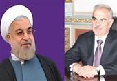 رئیس مجلس عالی جمهوری خودمختار نخجوان انتخاب حسن روحانی را تبریک گفت