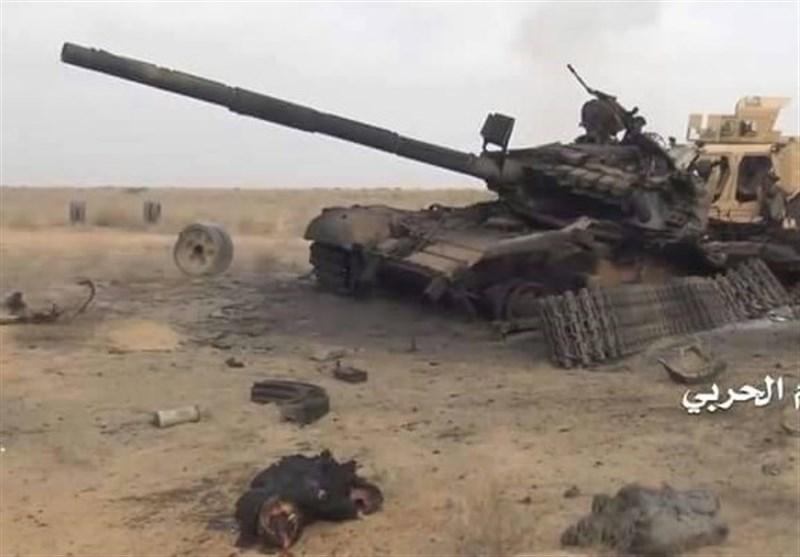 Yemenli Direnişçiler, Parası Suudi Arabistan Tarafından Ödenen Sudanlı Birliği Tamamen Yok Etti
