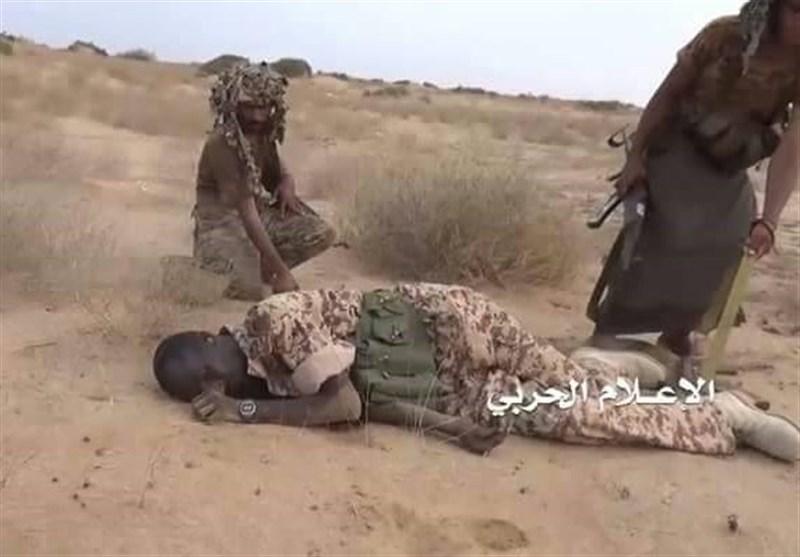 بالصور.. خسائر فادحة لقوى العدوان على الحدود الیمنیة – السعودیة