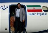 شمخانی تهران را به مقصد روسیه ترک کرد