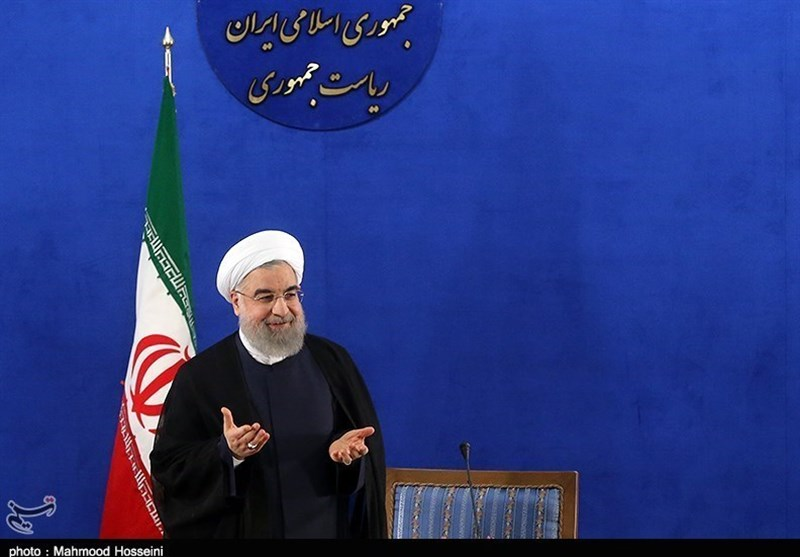 President Hails Iran's Successful Handling of Sanctions