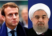 Talks with US under Sanctions Meaningless: Rouhani Tells Macron