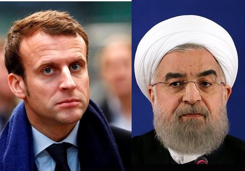 Iran, France Urge Coordinated War on Terrorism