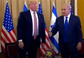 بیتوجهی ترامپ به تلاش نتانیاهو برای دست دادن