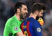 ادعای مدیر برنامههای بوفون در مورد عقد قرارداد با بارسلونا