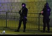 نظامیان انگلیسی در اطراف کاخ باکینگهام مستقر میشوند